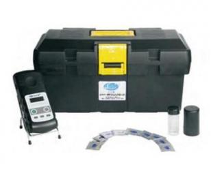 Q-CL501 便携式余氯·二氧化氯五参数快速测定仪
