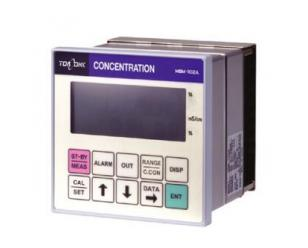 面版式酸碱浓度计控制器及 探头MBM-102A