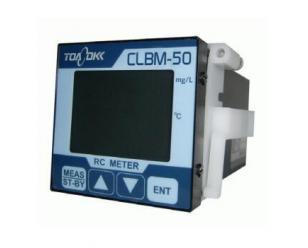 紧凑型面版式安装余氯分析仪 CLBM-50