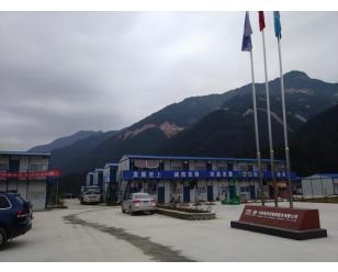 中国葛洲坝集团绩溪蓄能电站项目12000平方