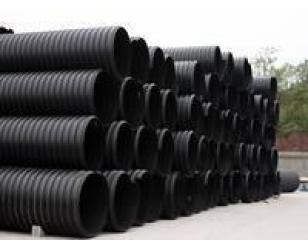 高密度聚乙烯缠绕管