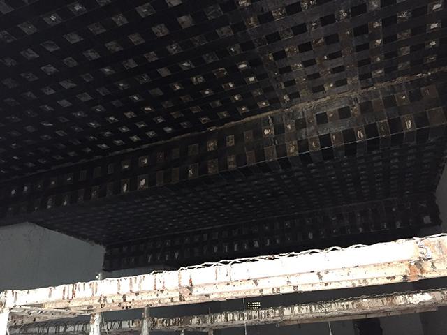 宿州泗县移动机房加固