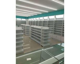 药房柜台货架