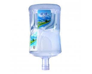 皖健天然饮用水10元/桶