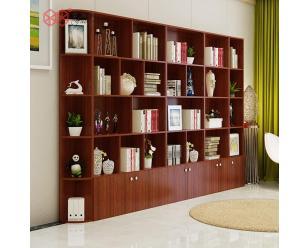 富滋雅韩式简易组合书柜书架置物架书籍展示柜特价欢迎来图定制
