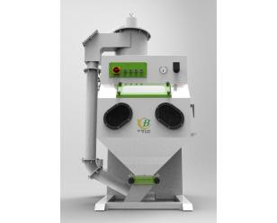TB-SN800A新款坐式手动喷砂机