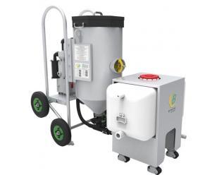 TB-WN100新款干湿两用型手动喷砂机