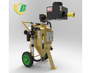通宝TB-DB150无尘液体桶式喷砂机