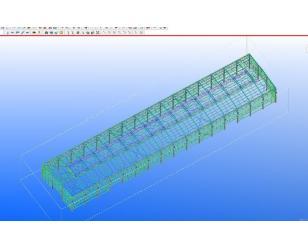 钢结构详图深化