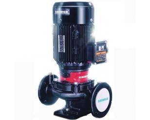 新界立式单级单吸离心泵SGL80-160BG供暖管道循环泵