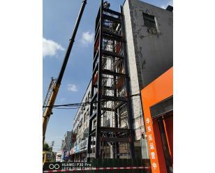 旧城改造加装电梯