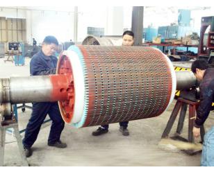 合肥电机转子维修