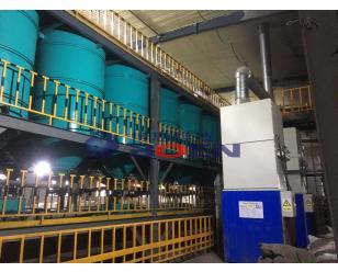 耐材配料生产线