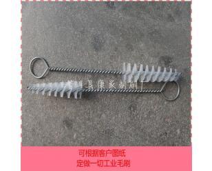 内孔清洗管道刷 尼龙试管刷 发动机除毛刺管刷孔刷 定制管道刷